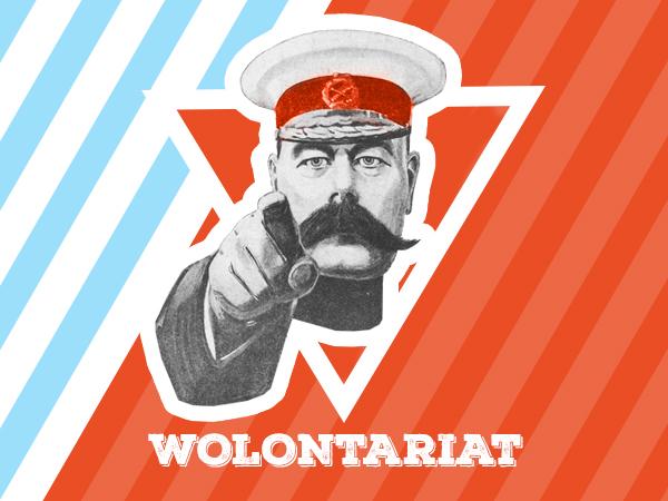<span>Wolontariat</span><i>→</i>